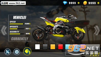 摩托车越野赛车破解版3.2.2截图3