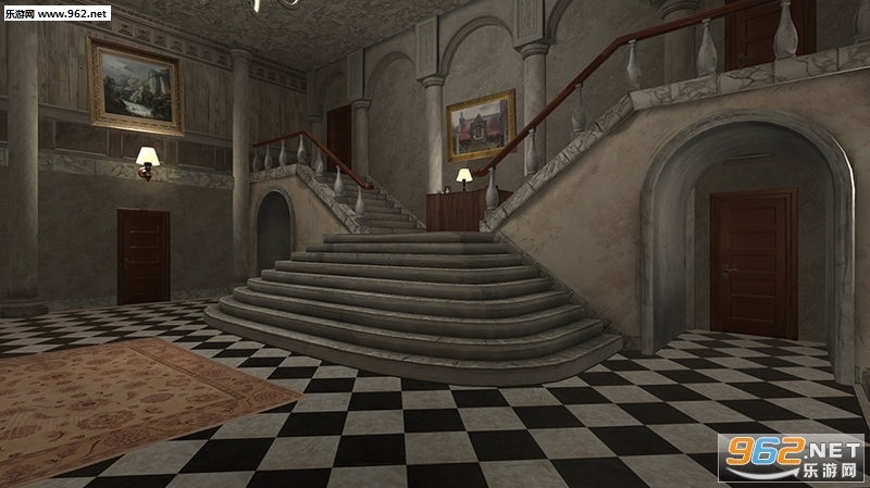 逃脱游戏黑之馆的杀人事件无广告版v1.0.0_截图0
