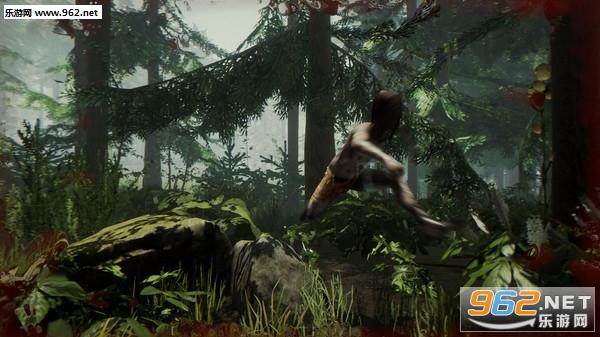 森林(The Forest)Steam中文版截图1