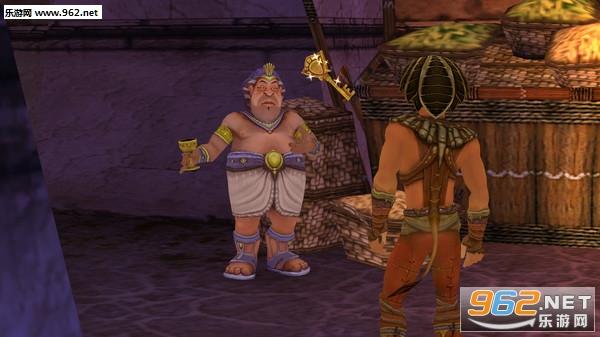 盗墓迷城外传(Sphinx and the Cursed Mummy)PC版截图0