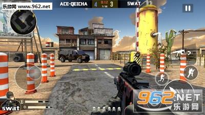 反恐狙击手射击破解版v1.6截图1
