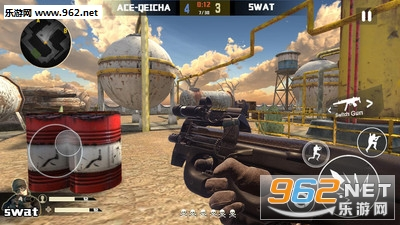 反恐狙击手射击破解版v1.6截图2