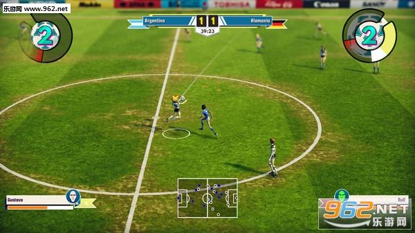 传奇十一人:史诗足球Steam破解版截图1