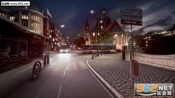 巴士模拟器18(Bus Simulator 18)破解联机版截图2