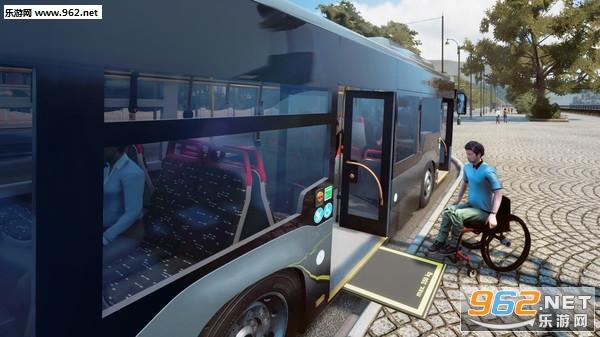 巴士模拟器18(Bus Simulator 18)破解联机版截图5