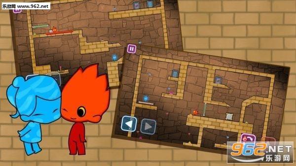 红蓝迷宫大冒险安卓版v1.8截图2