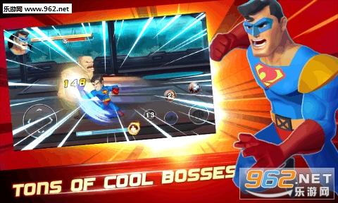 超级英雄:城市救援中文破解版_截图1