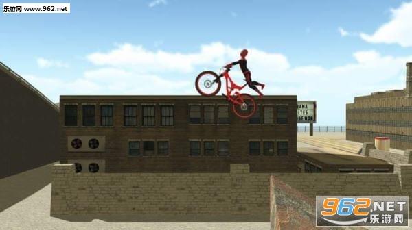 超级英雄的自行车安卓版v1.04_截图3