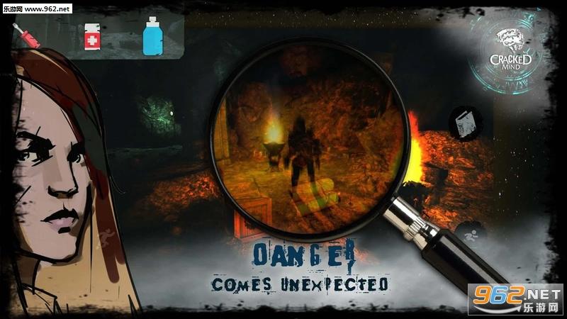 恐怖游戏灵异传奇安卓版v1.5截图1