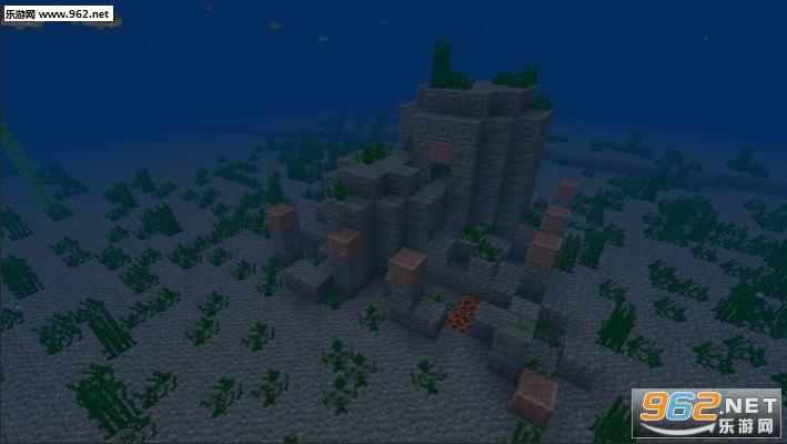 《我的世界》新版本曝光 海底世界遗迹等你来探索