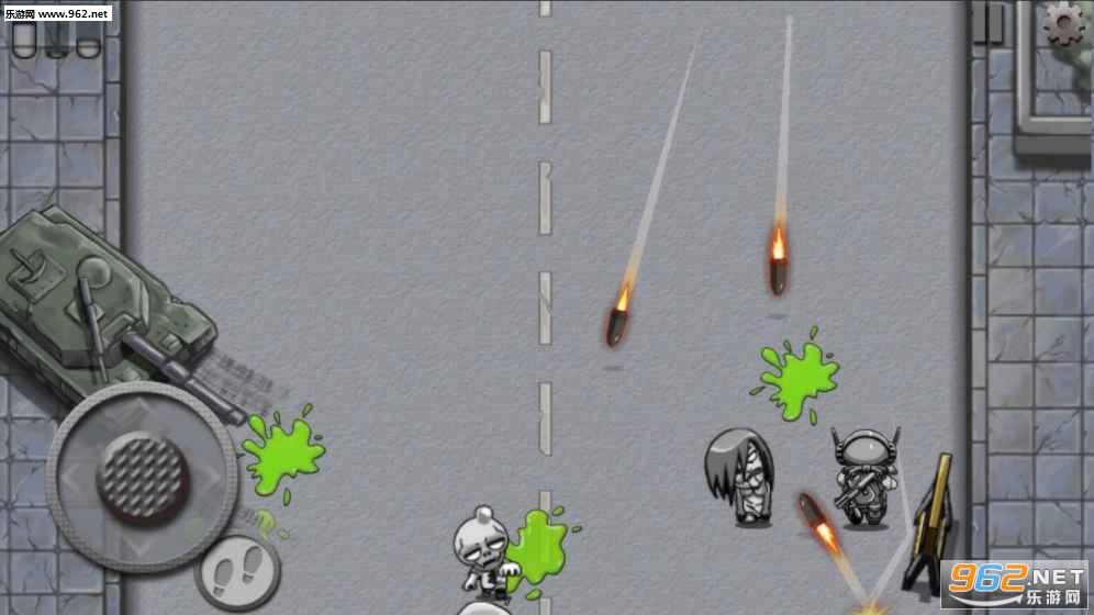 逃离僵尸街:最后的三颗子弹内购破解版1.1.1截图1