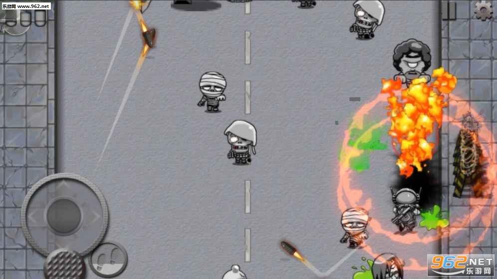 逃离僵尸街:最后的三颗子弹内购破解版1.1.1截图2