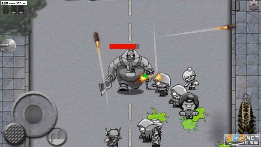 逃离僵尸街:最后的三颗子弹内购破解版1.1.1截图3