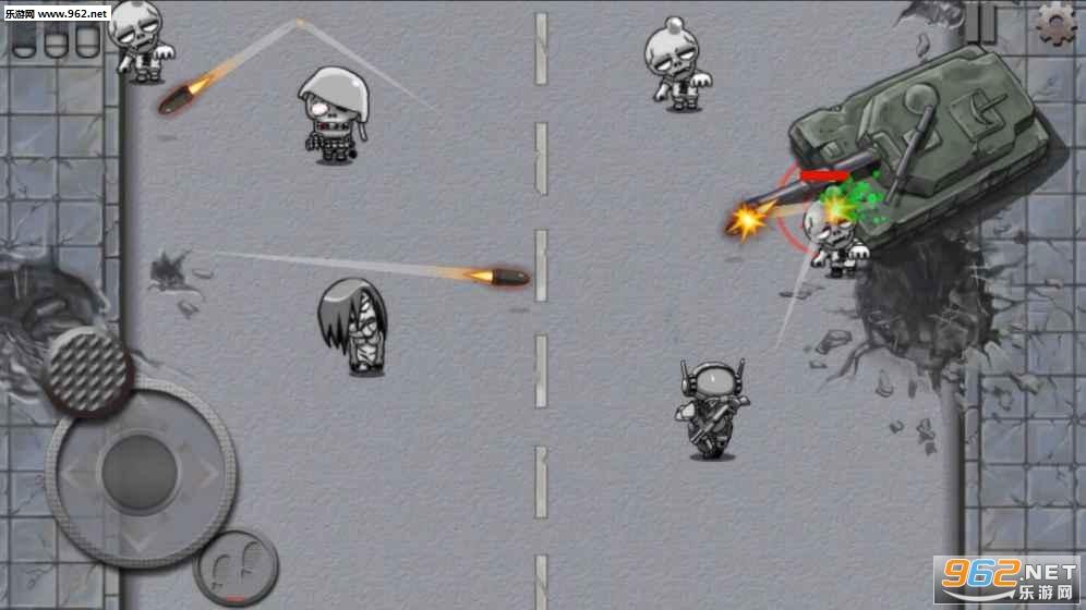 逃离僵尸街:最后的三颗子弹内购破解版1.1.1截图4