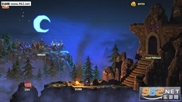 地牢之星(Dungeon Stars)Steam版截�D2