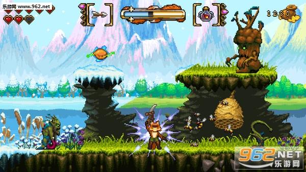 狐狸森林(FOX n FORESTS)Steam版截图0