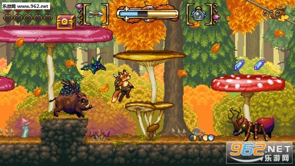 狐狸森林(FOX n FORESTS)Steam版截图2