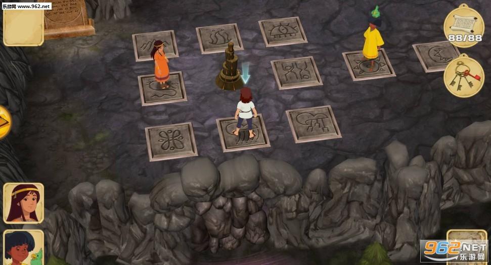 神秘黄金之城秘密路径免安装版截图0
