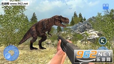 侏罗纪恐龙猎人2018破解版v1.0截图1