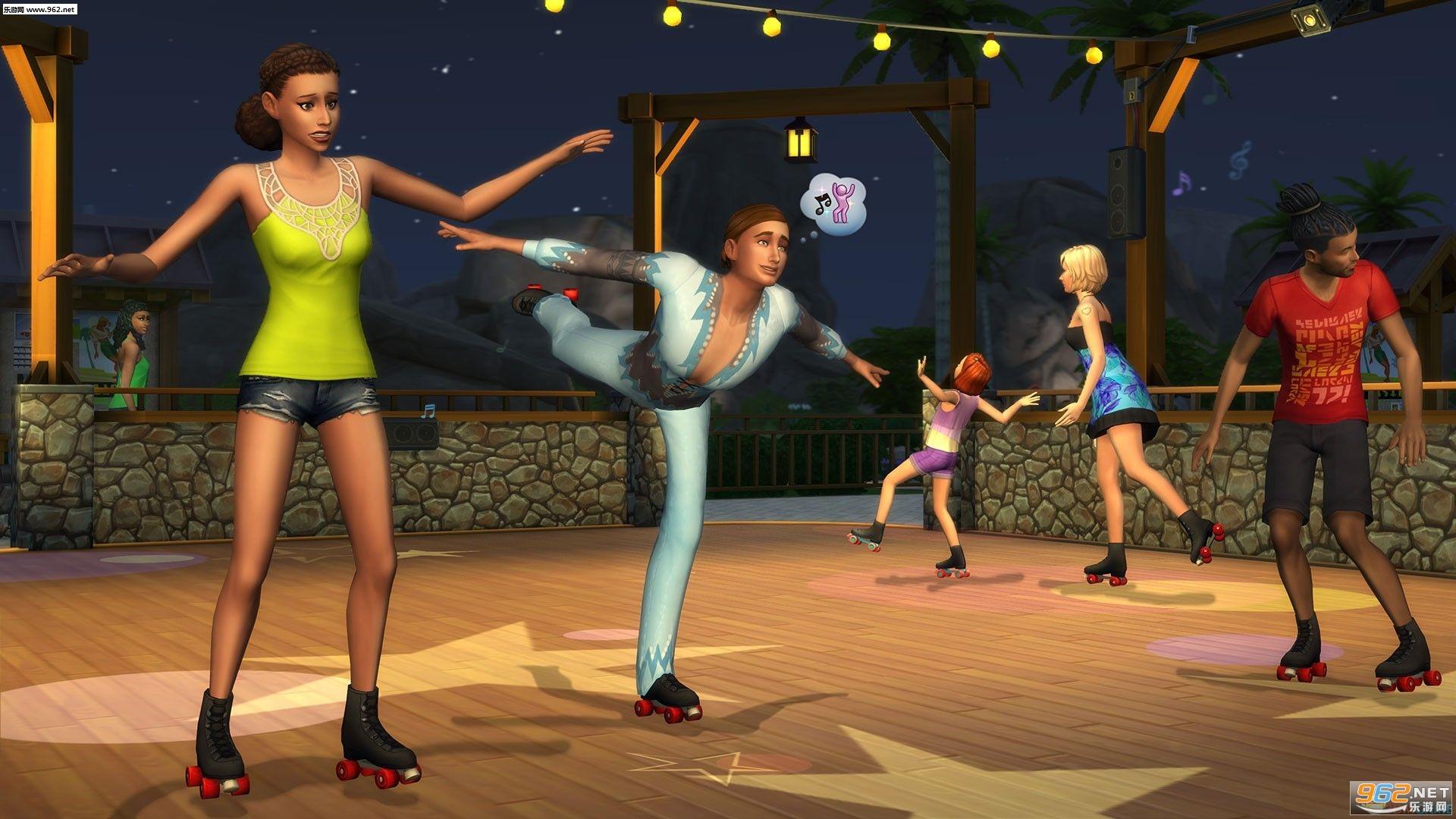 模拟人生4:春夏秋冬(The Sims 4: Seasons)DLC合集版截图1