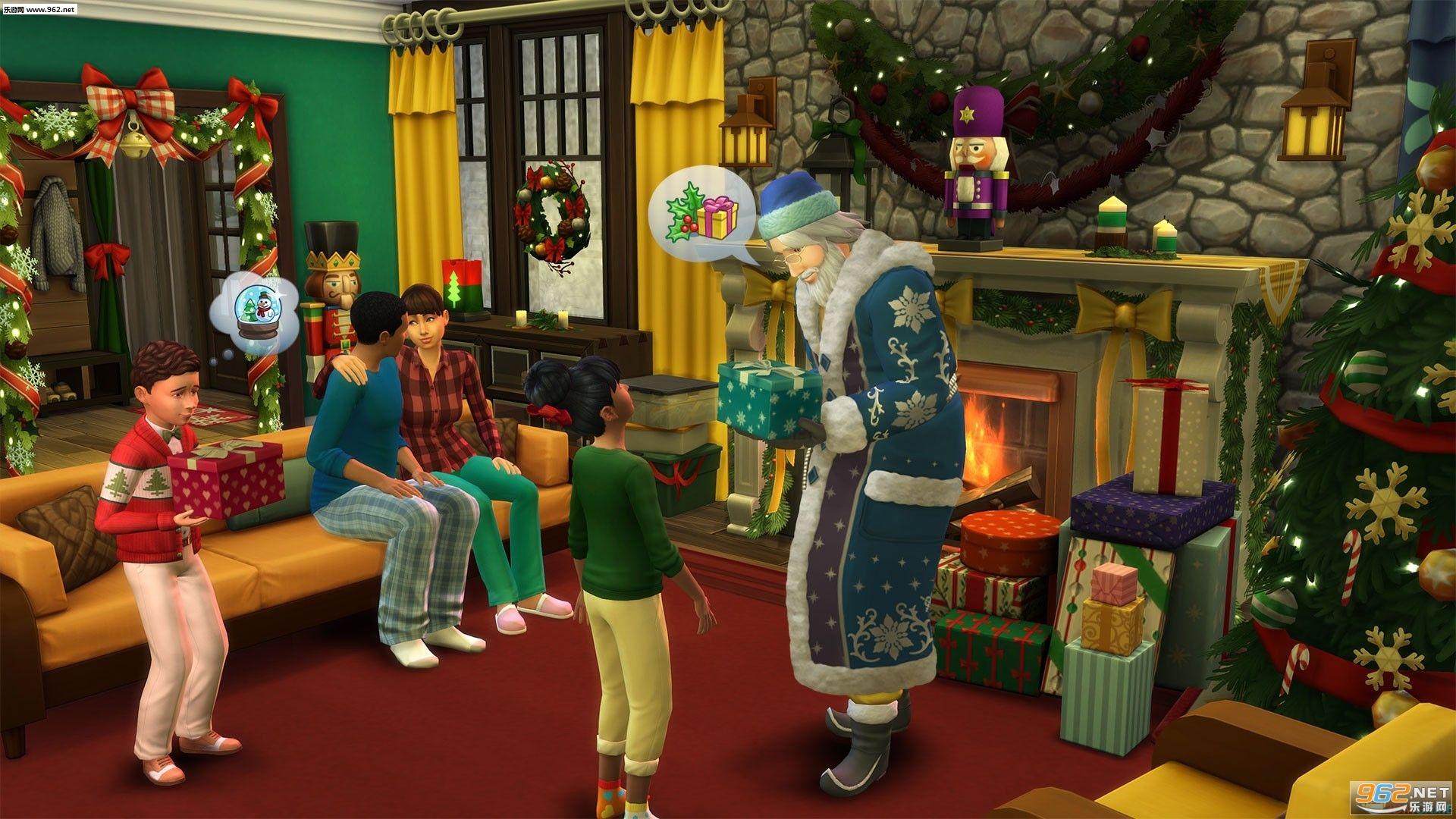 模拟人生4:春夏秋冬(The Sims 4: Seasons)DLC合集版截图3