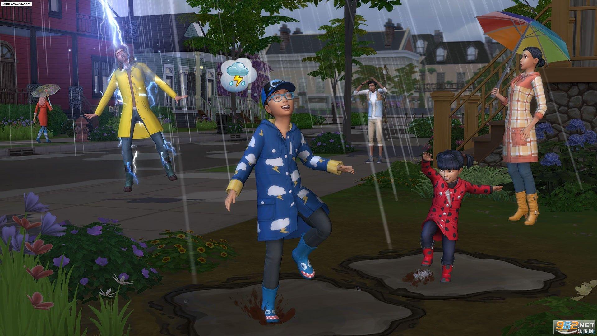 模拟人生4:春夏秋冬(The Sims 4: Seasons)DLC合集版截图5