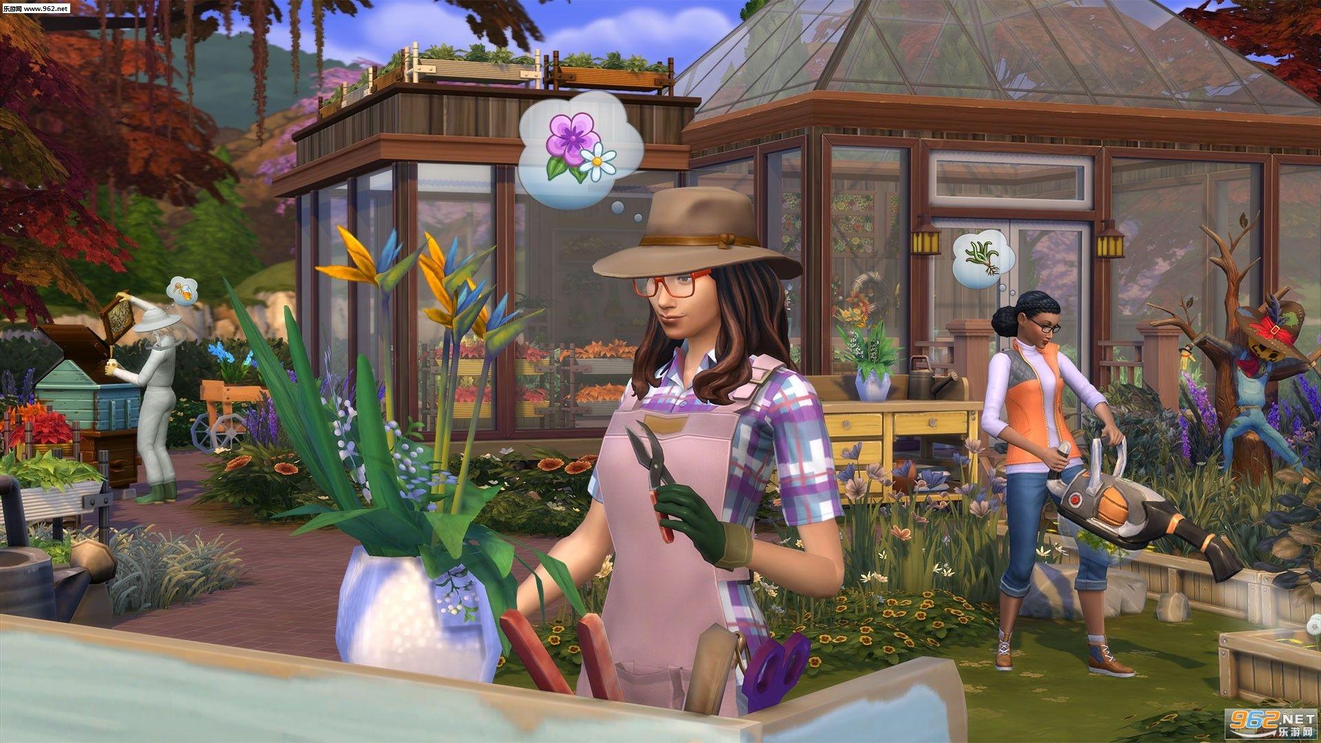 模拟人生4:春夏秋冬(The Sims 4: Seasons)DLC合集版截图8