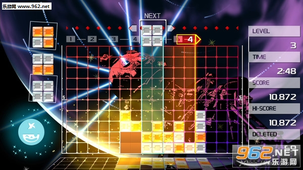 音�贩�K(LUMINES REMASTERED)PC�涂贪娼�D0