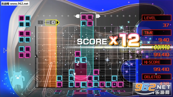 音�贩�K(LUMINES REMASTERED)PC�涂贪娼�D1