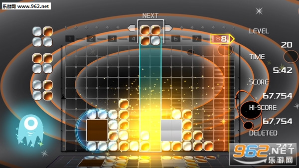 音�贩�K(LUMINES REMASTERED)PC�涂贪娼�D3