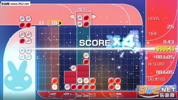 音�贩�K(LUMINES REMASTERED)PC�涂贪娼�D4