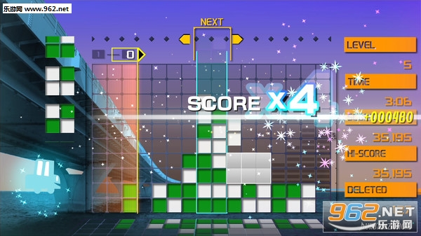 音�贩�K(LUMINES REMASTERED)PC�涂贪娼�D5