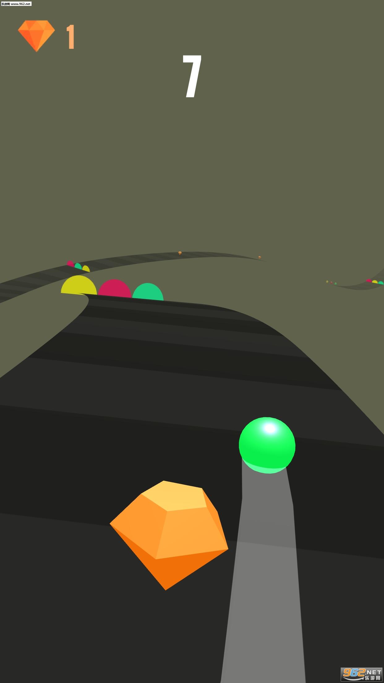 变色球大冒险之极速冲刺安卓版v1.0.6_截图0