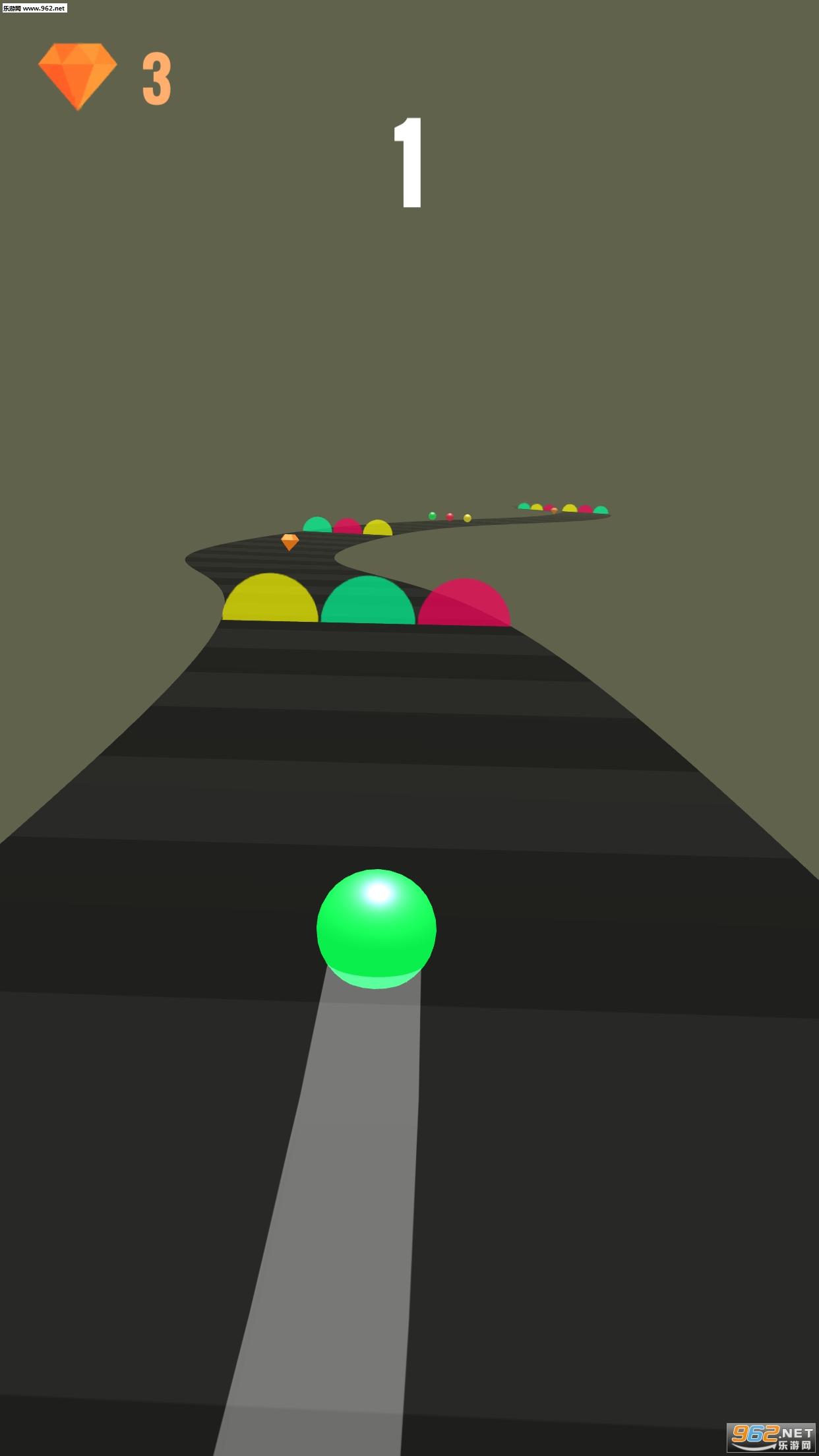 变色球大冒险之极速冲刺安卓版v1.0.6_截图1