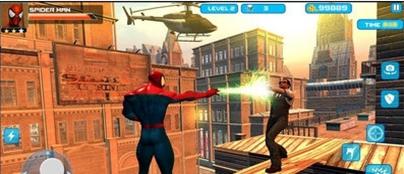 蜘蛛侠超级英雄安卓中文版v1.0_截图1
