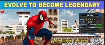 蜘蛛侠超级英雄安卓中文版v1.0_截图2