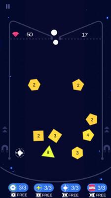 疯狂弹球2内购破解版V1.1.0_截图1