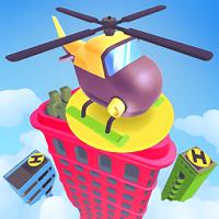 跳跳直升机无限金币版