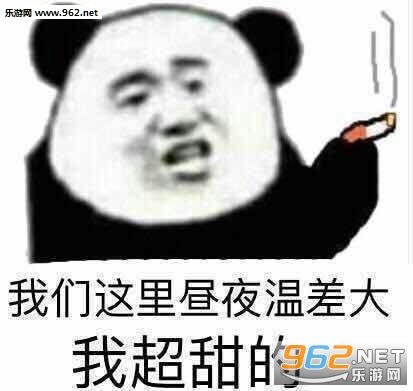 《小熊猫变成小兔叽表情包》是一款相当好玩的熊猫头搞笑图片合集