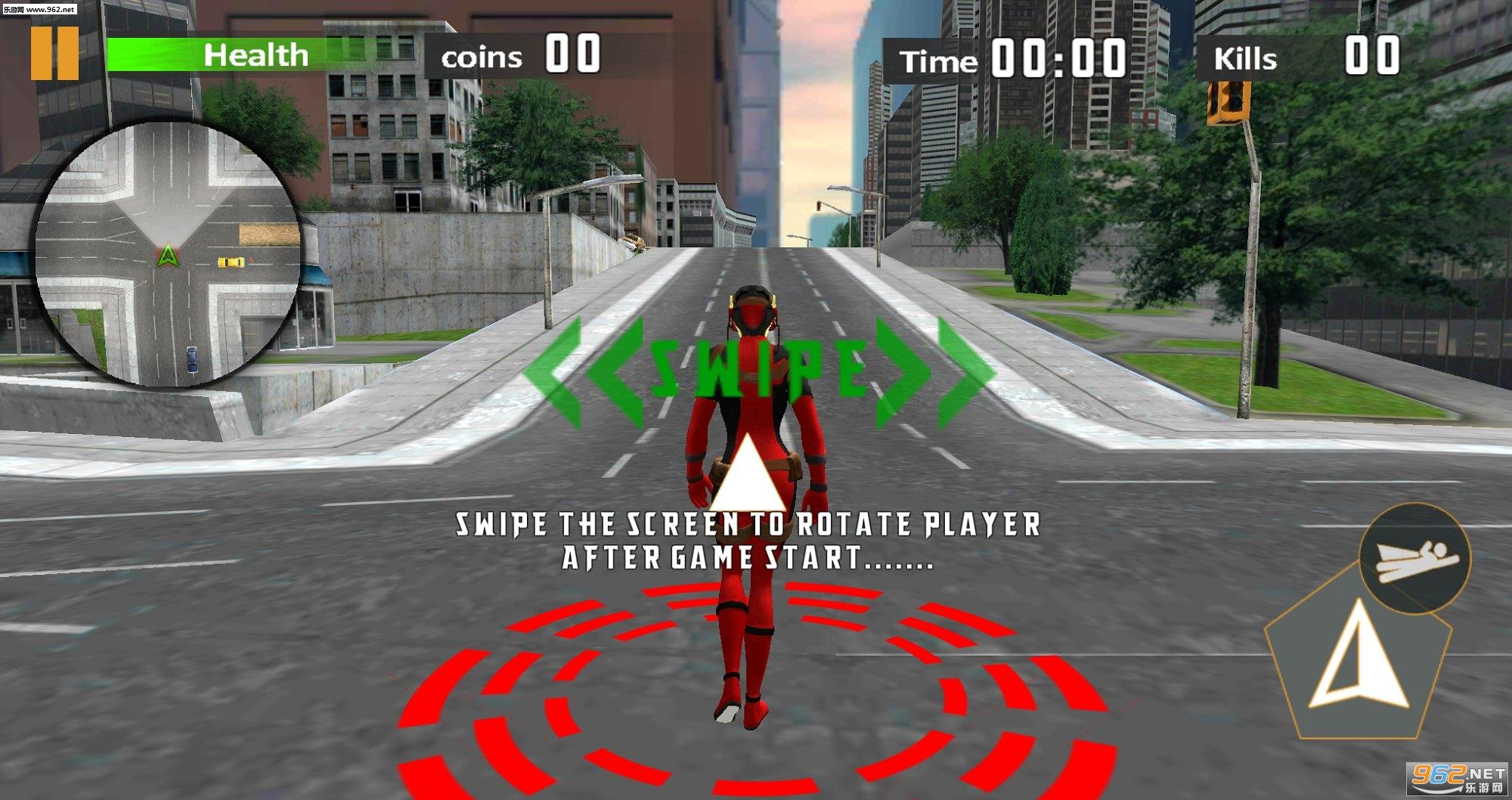 超级英雄救援蚁人与黄蜂女无限金币破解版v1.0截图1