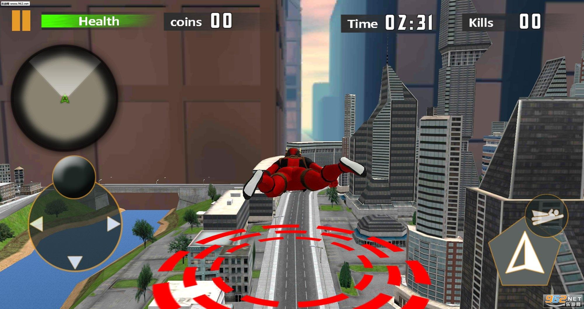 超级英雄救援蚁人与黄蜂女无限金币破解版v1.0截图2