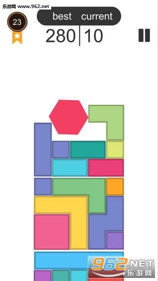 六角形谜题ios版v1.0_截图