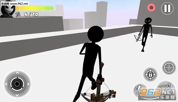 火柴人3D弩2.8内购破解版_截图0