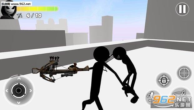 火柴人3D弩2.8内购破解版_截图