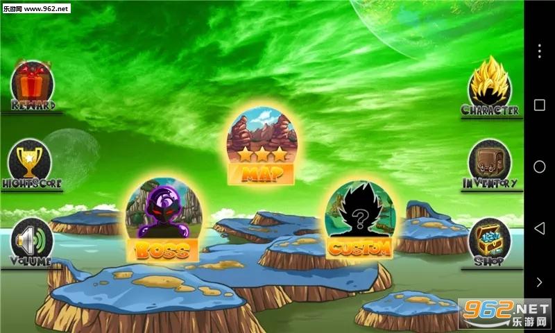 龙珠Z超级赛亚人之战无限星星破解版v1.09_截图0