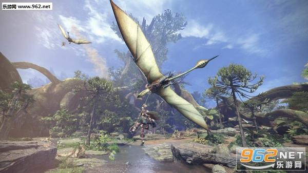 怪物猎人:世界Steam版截图1