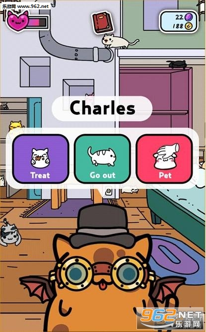 小偷猫无限宝石版v4.10_截图2