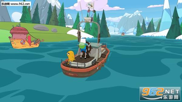 探险时光:海盗手册截图5