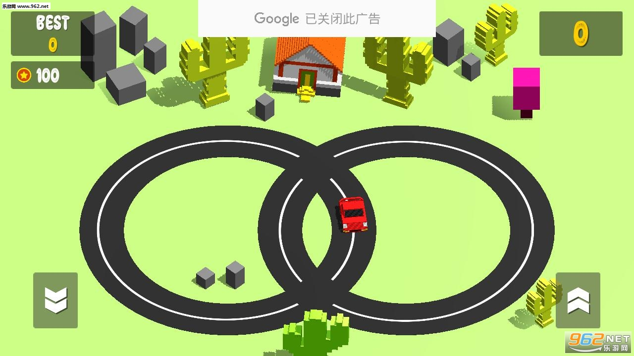 循环跑道安卓版(Risky Loop)v1.1.0截图0