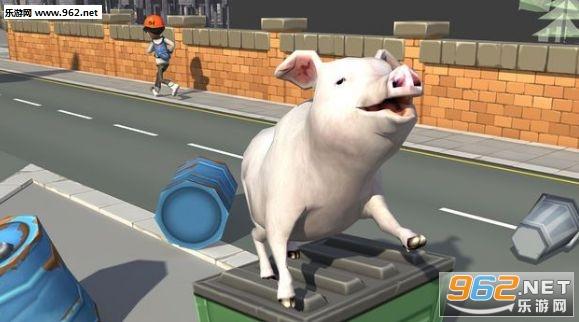 抖音Bed Piggies手游v1.1_截图